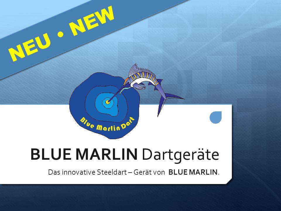BLUE MARLIN Dartgeräte