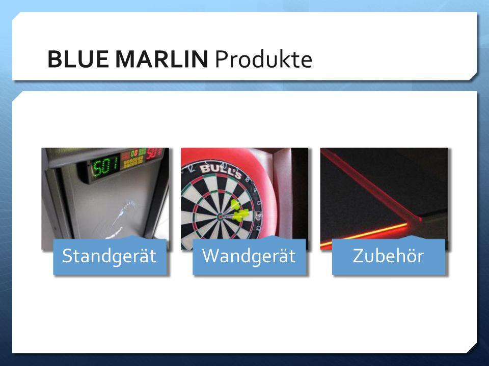 BLUE MARLIN Produkte Standgerät Wandgerät Zubehör