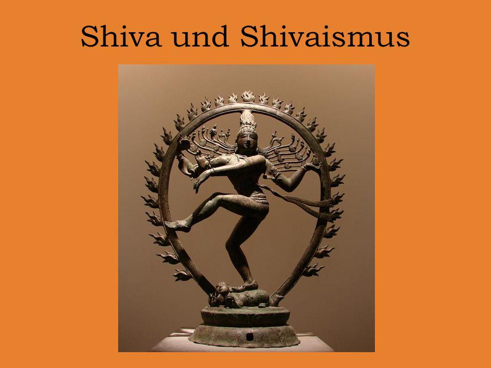 Shiva und Shivaismus