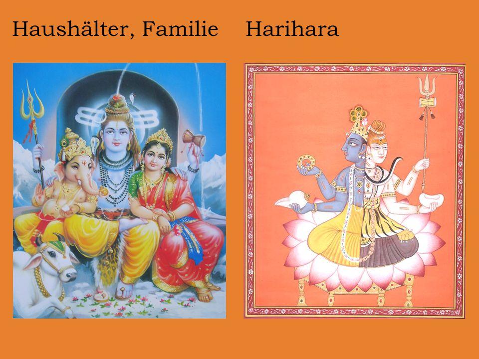 Haushälter, Familie Harihara