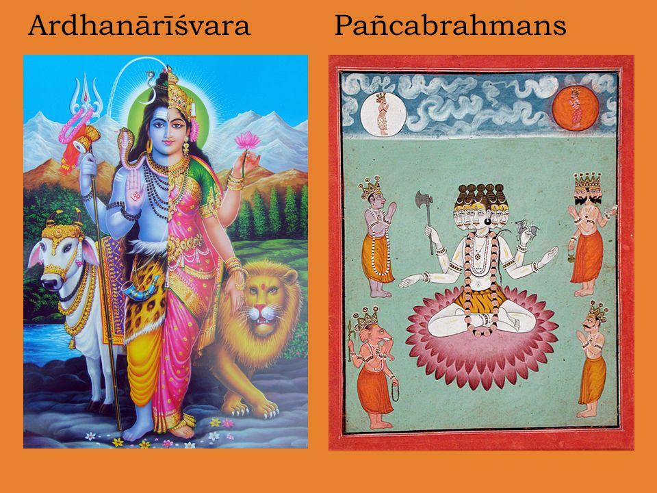 Ardhanārīśvara Pañcabrahmans
