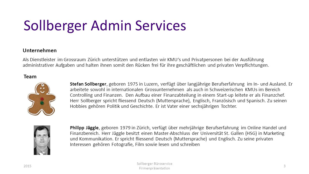 Sollberger Admin Services