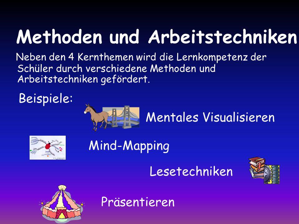 Methoden und Arbeitstechniken