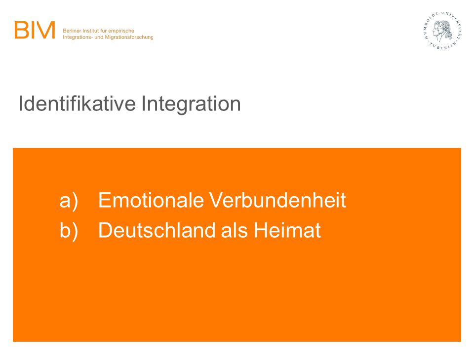 Identifikative Integration