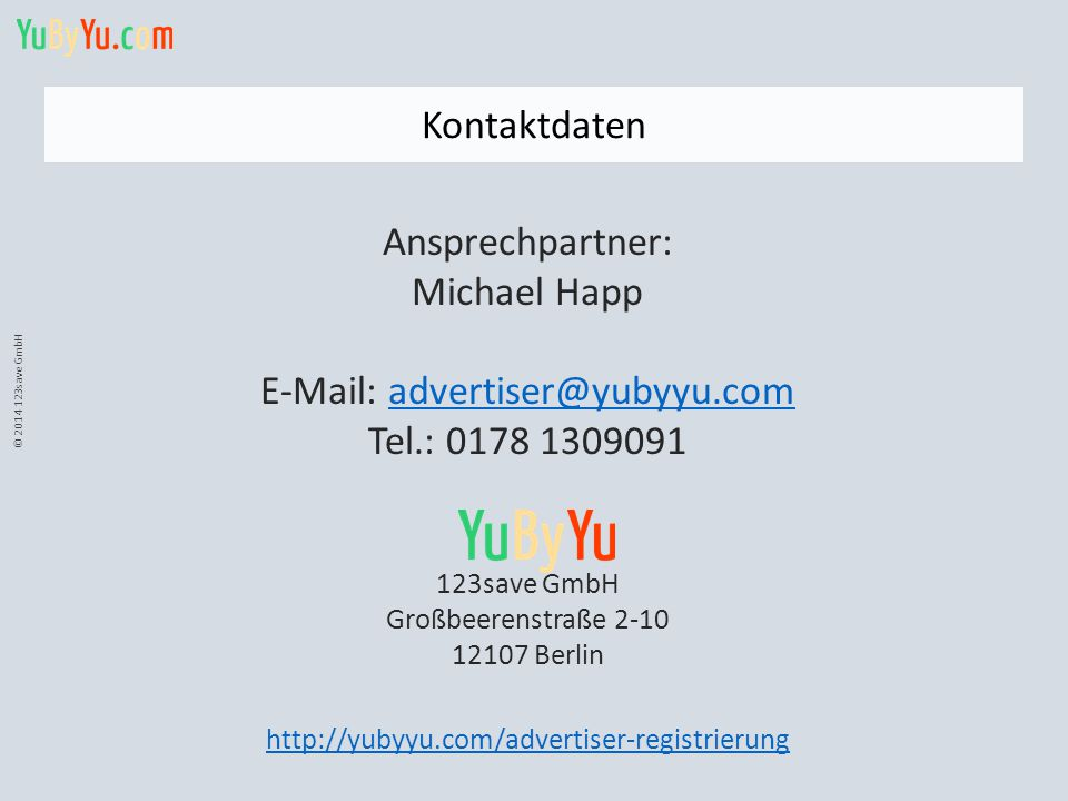 E-Mail: advertiser@yubyyu.com