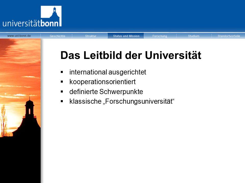Das Leitbild der Universität