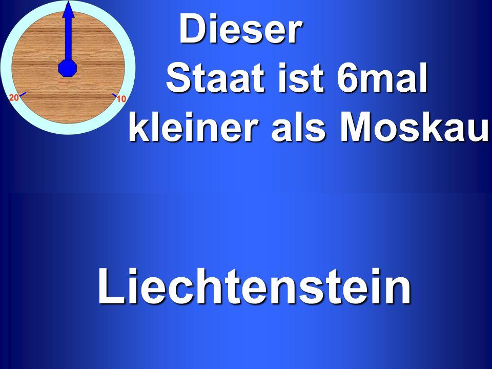 Liechtenstein Liechtenstein