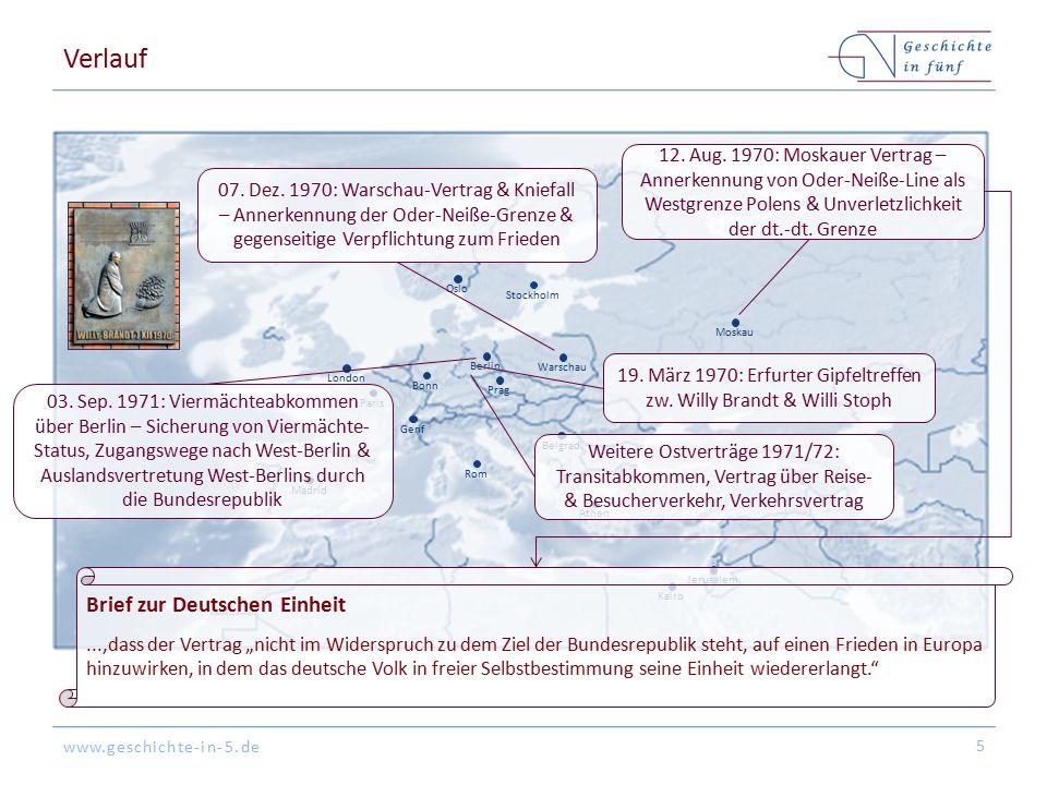 19. März 1970: Erfurter Gipfeltreffen zw. Willy Brandt & Willi Stoph