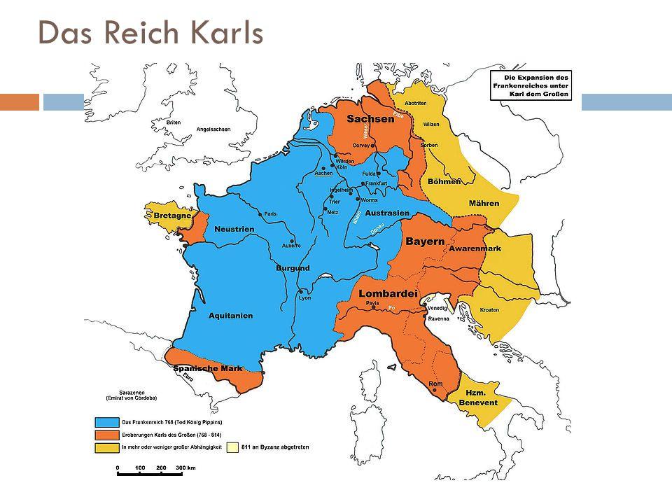 Das Reich Karls