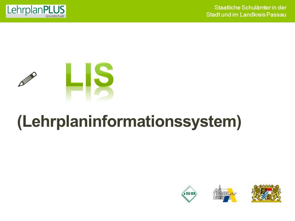  (Lehrplaninformationssystem)