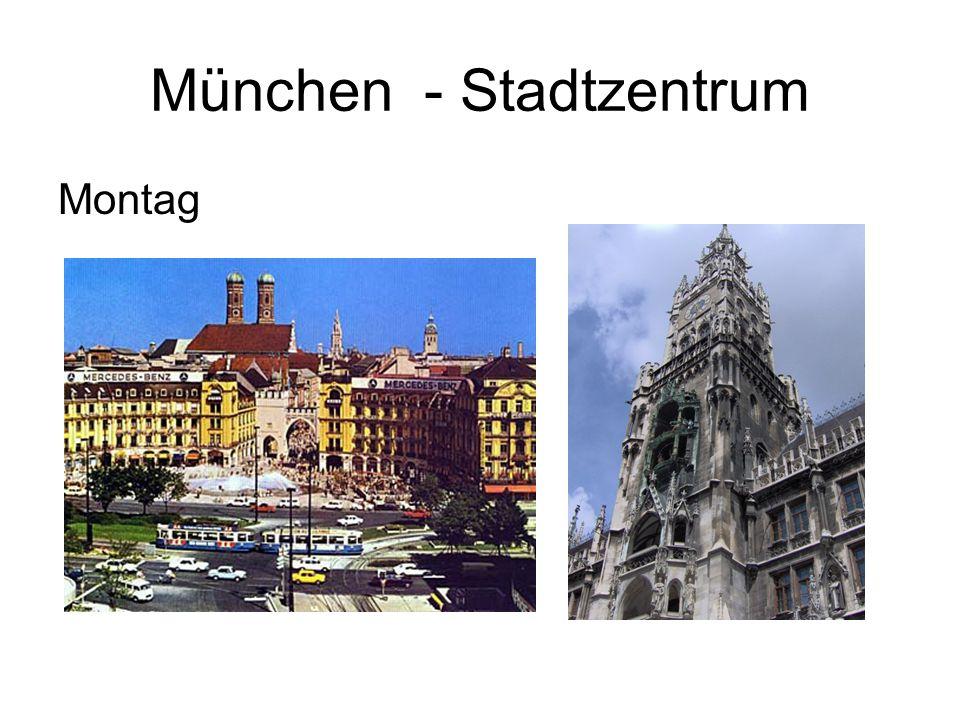 München - Stadtzentrum