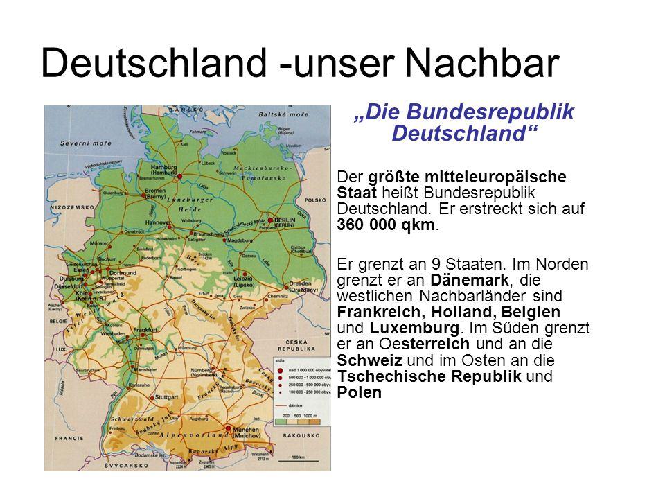 Deutschland -unser Nachbar