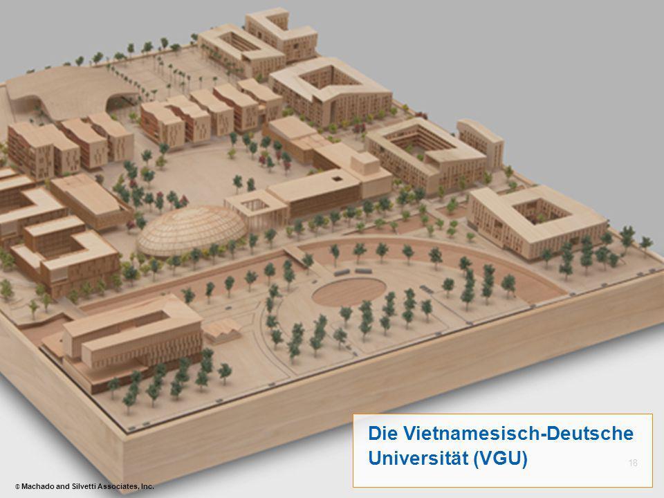 Die Vietnamesisch-Deutsche Universität (VGU)