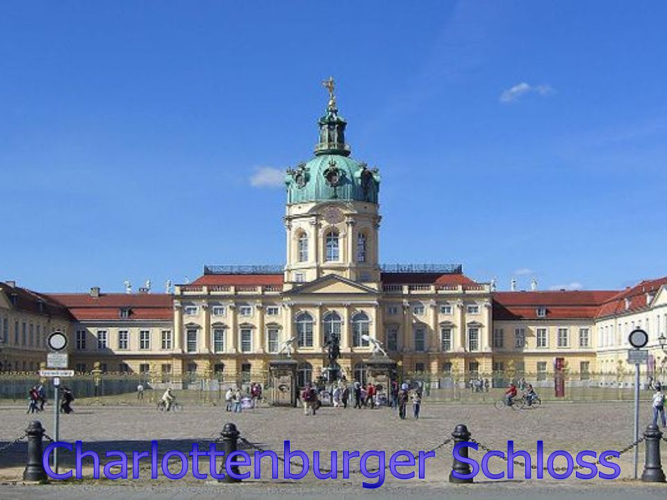 Charlottenburger Schloss