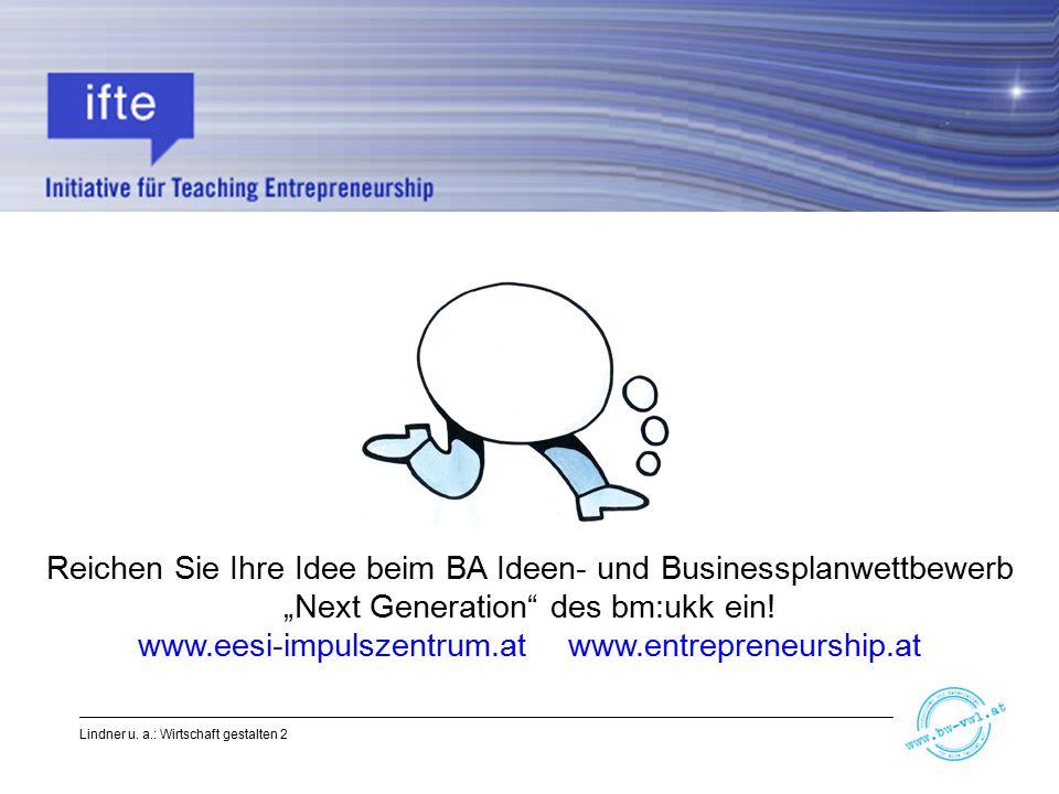 Reichen Sie Ihre Idee beim BA Ideen- und Businessplanwettbewerb