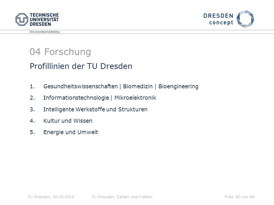04 Forschung Profillinien der TU Dresden