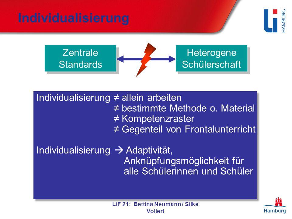 LiF 21: Bettina Neumann / Silke Vollert