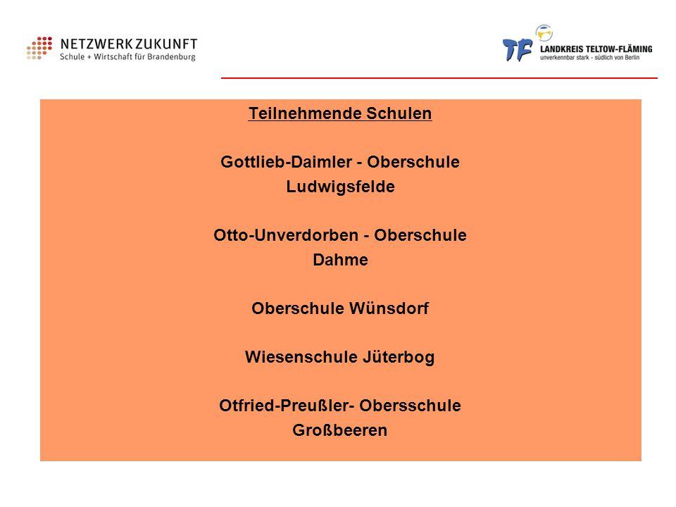 Gottlieb-Daimler - Oberschule Ludwigsfelde