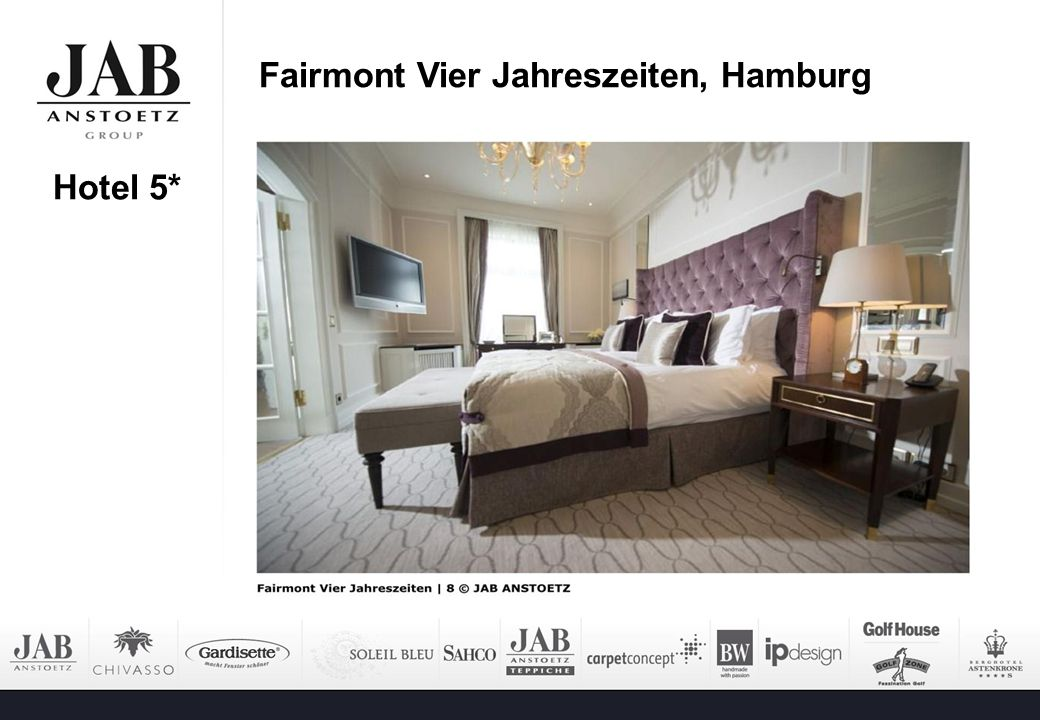 Fairmont Vier Jahreszeiten, Hamburg