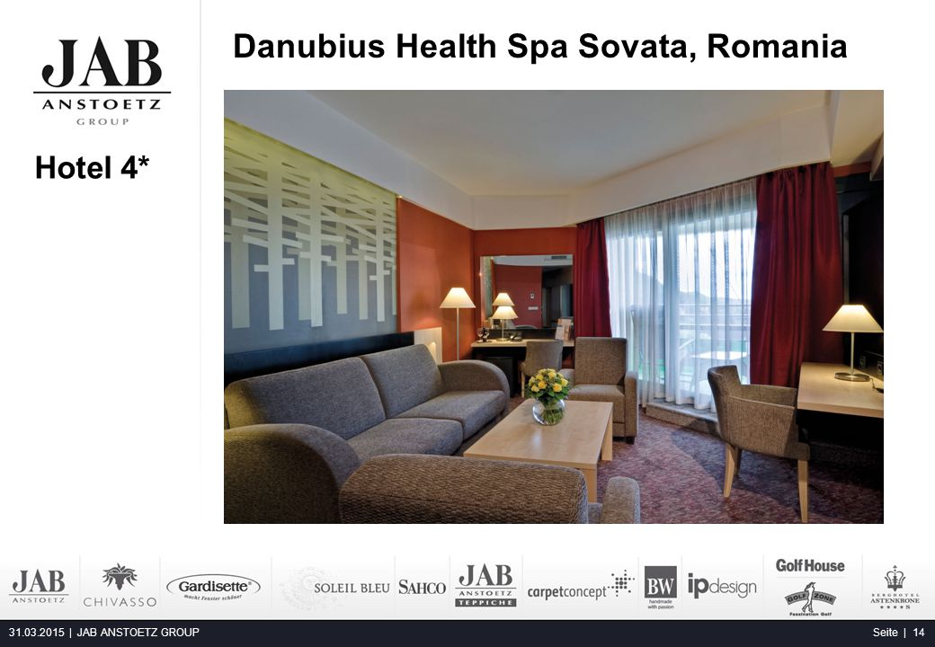 Danubius Health Spa Sovata, Romania