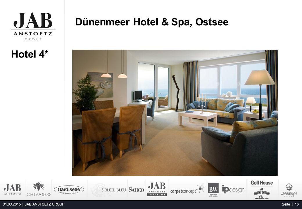 Dünenmeer Hotel & Spa, Ostsee