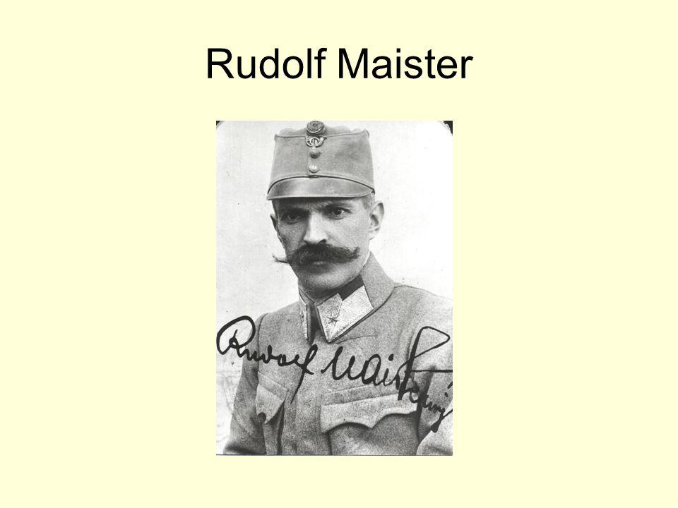 Rudolf Maister