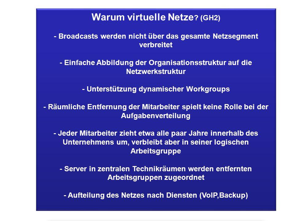 Warum virtuelle Netze (GH2)