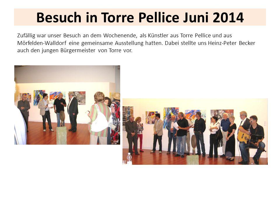 Besuch in Torre Pellice Juni 2014