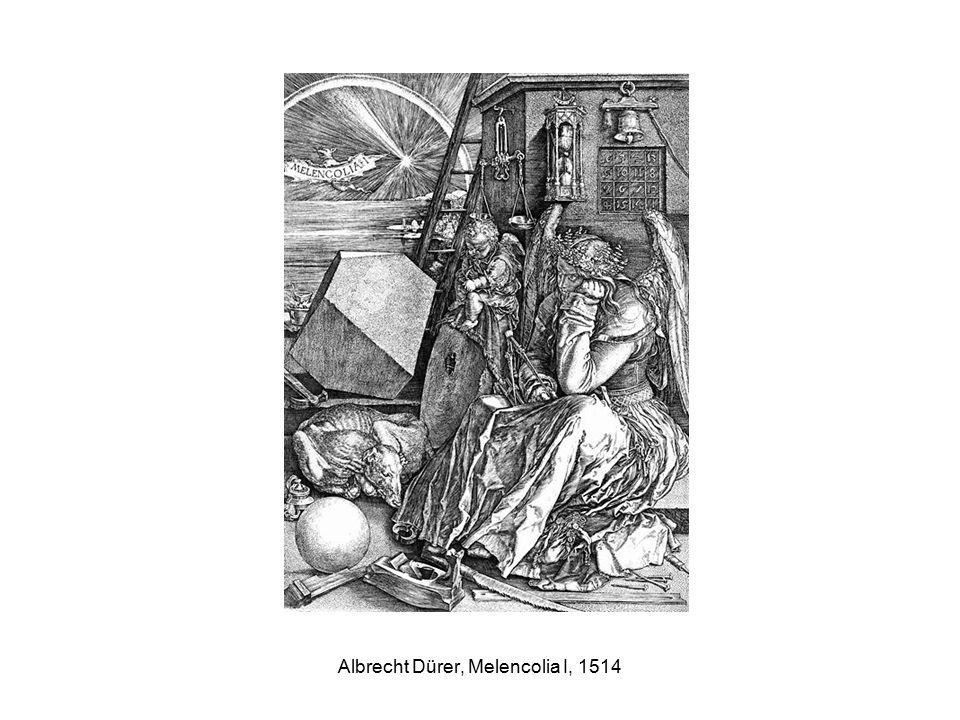 Albrecht Dürer, Melencolia I, 1514