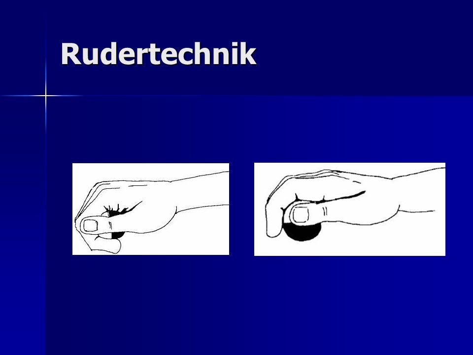 Rudertechnik