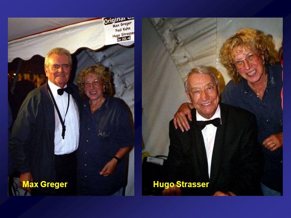 Max Greger Hugo Strasser