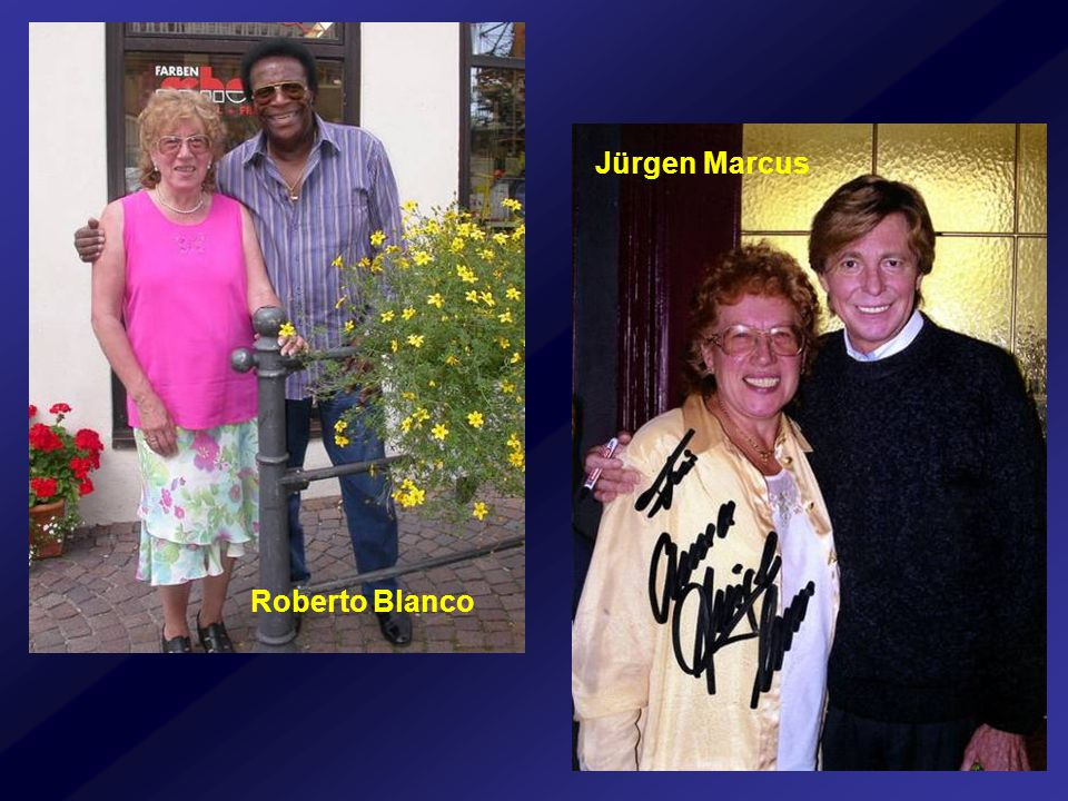 Jürgen Marcus Roberto Blanco