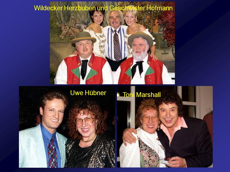 Wildecker Herzbuben und Geschwister Hofmann
