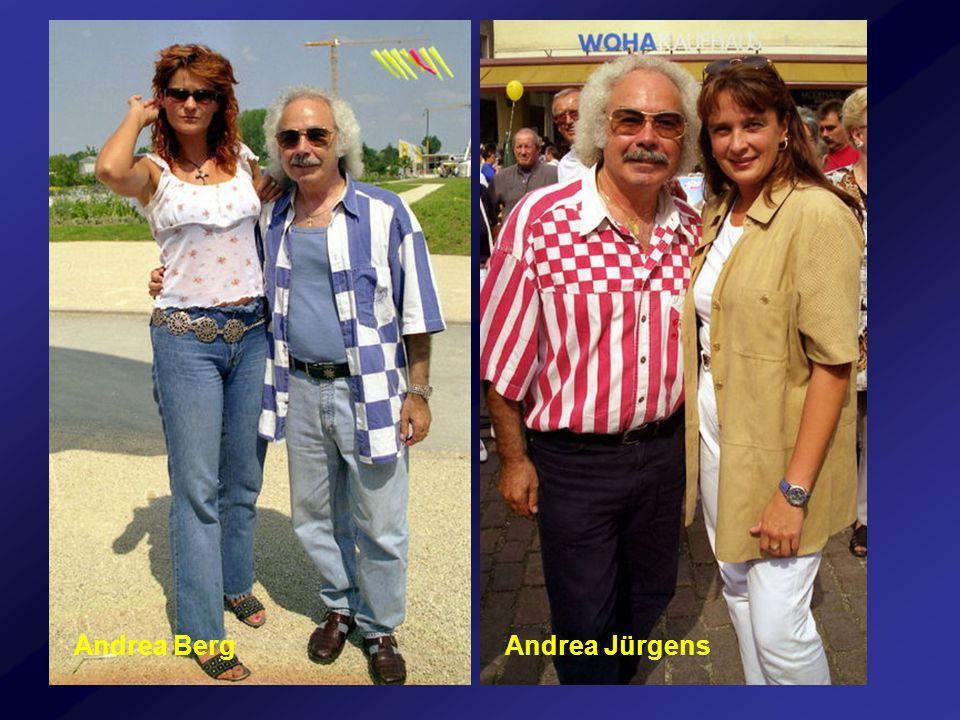 Andrea Berg Andrea Jürgens