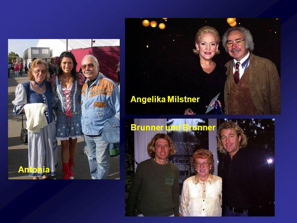 Angelika Milstner Brunner und Brunner Antonia