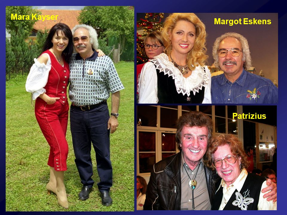 Mara Kayser Margot Eskens Patrizius