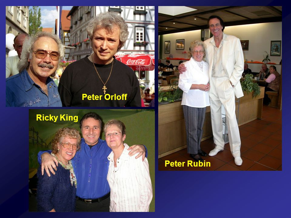 Peter Orloff Ricky King Peter Rubin