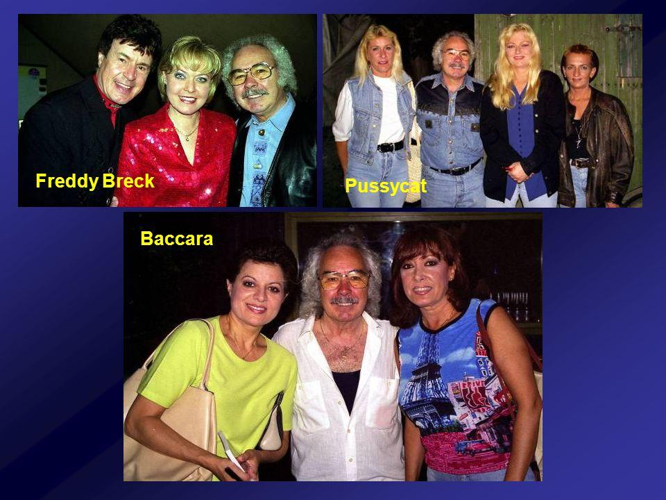 Freddy Breck Pussycat Baccara