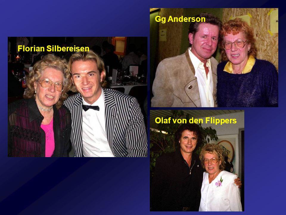 Gg Anderson Florian Silbereisen Olaf von den Flippers