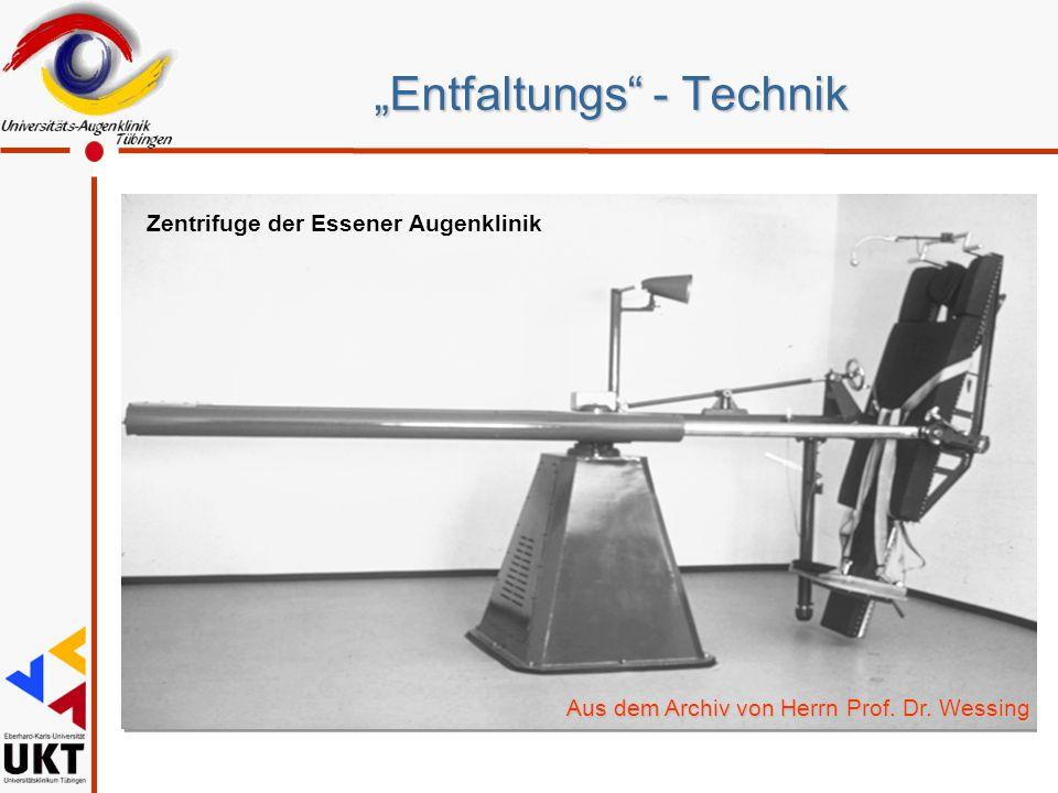 """""""Entfaltungs - Technik"""