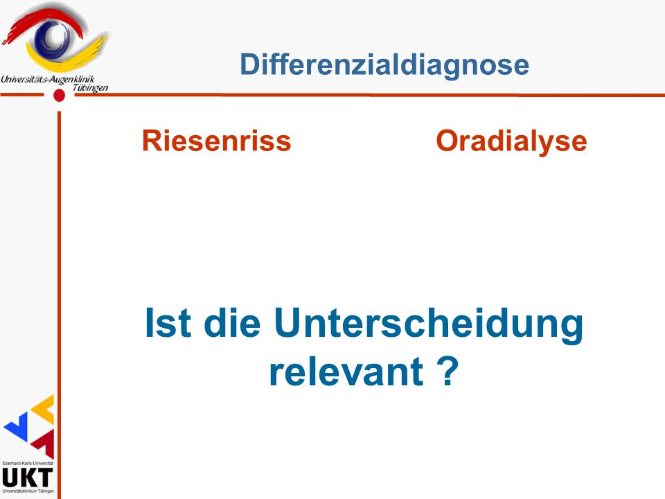 Differenzialdiagnose