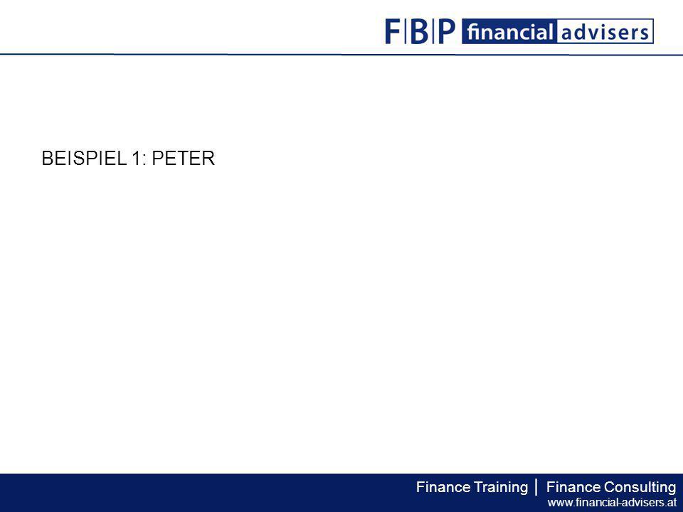 BEISPIEL 1: PETER
