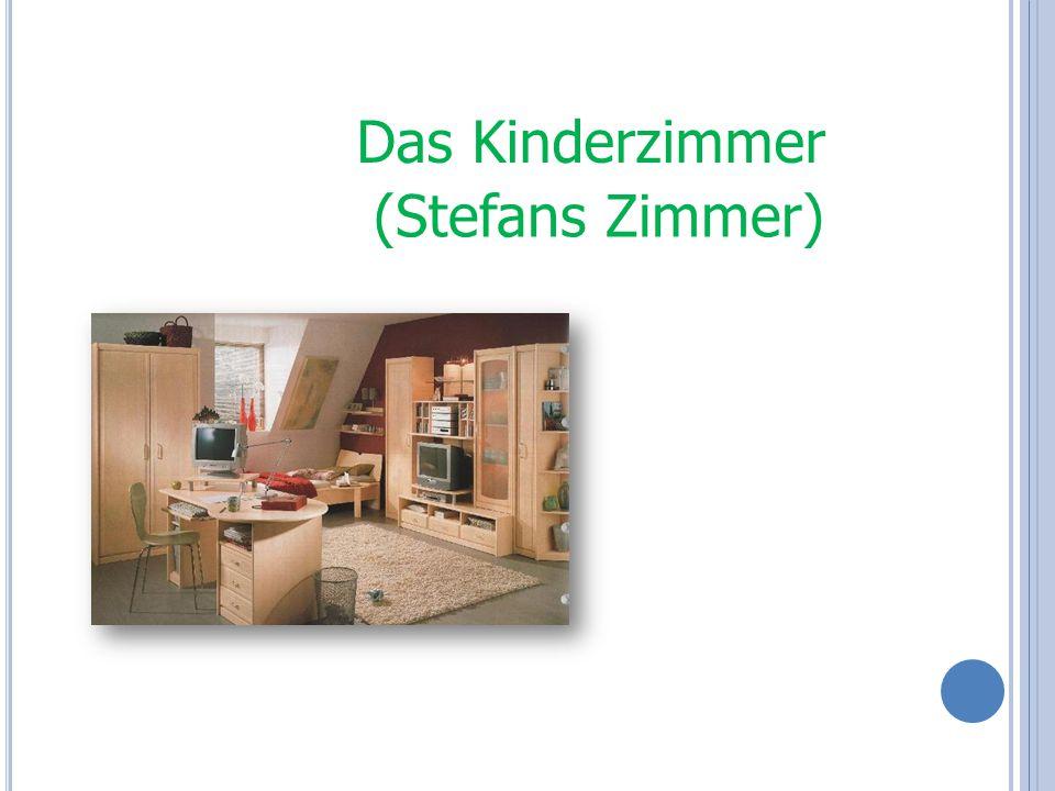 Das Kinderzimmer (Stefans Zimmer)