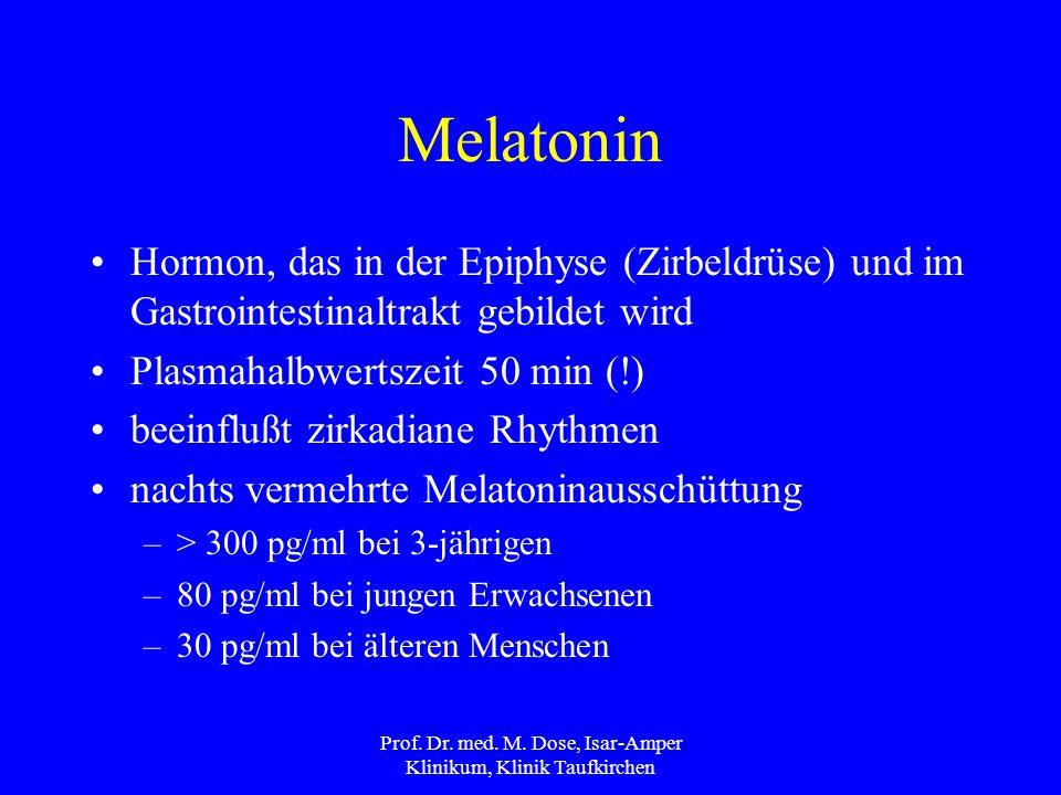 Prof. Dr. med. M. Dose, Isar-Amper Klinikum, Klinik Taufkirchen
