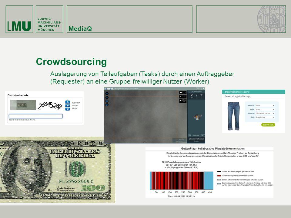 MediaQ Crowdsourcing.