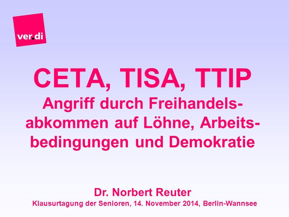 Klausurtagung der Senioren, 14. November 2014, Berlin-Wannsee