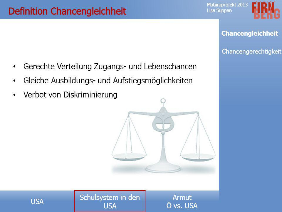 Definition Chancengleichheit