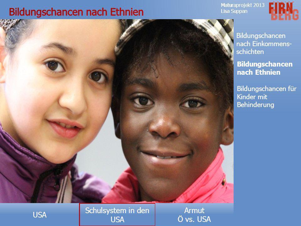 Bildungschancen nach Ethnien
