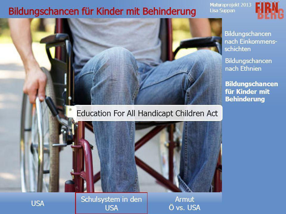 Bildungschancen für Kinder mit Behinderung