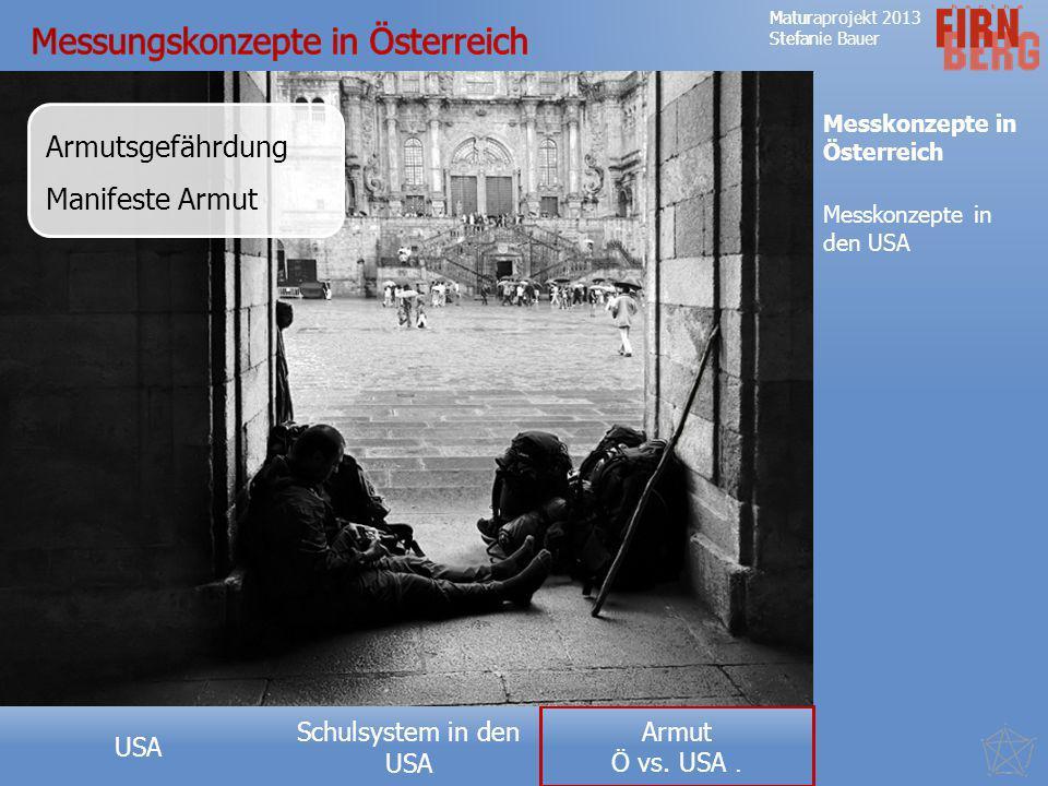 Messungskonzepte in Österreich